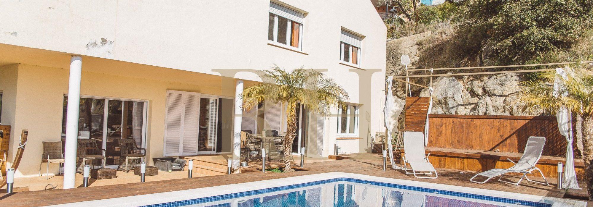 Fantástica casa unifamiliar en el centro de Sant Andreu de Llavaneres